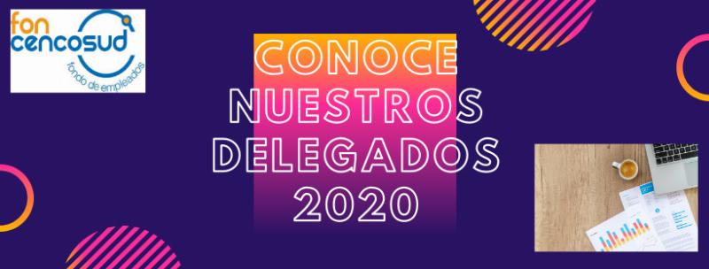 DELEGADOS 2020